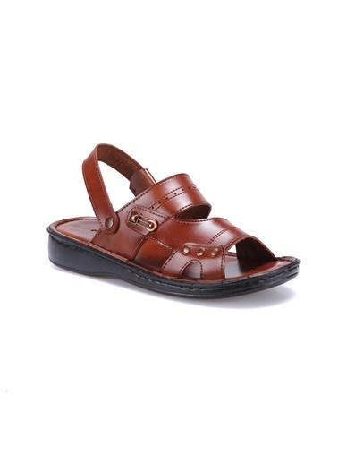 Flexall Klasik Ayakkabı Kahve